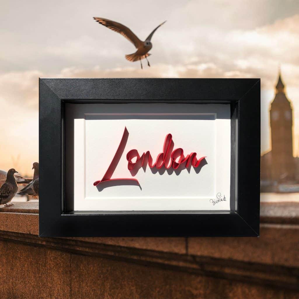 Bieniek Art - London